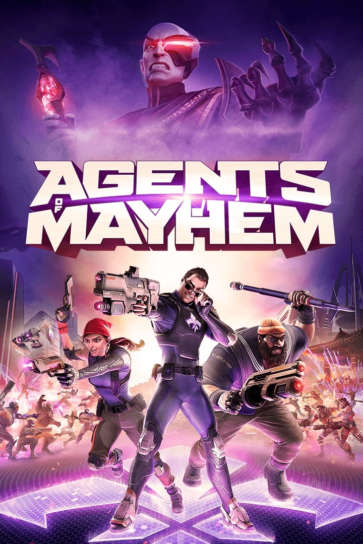 ?Agents of Mayhem Xbox One