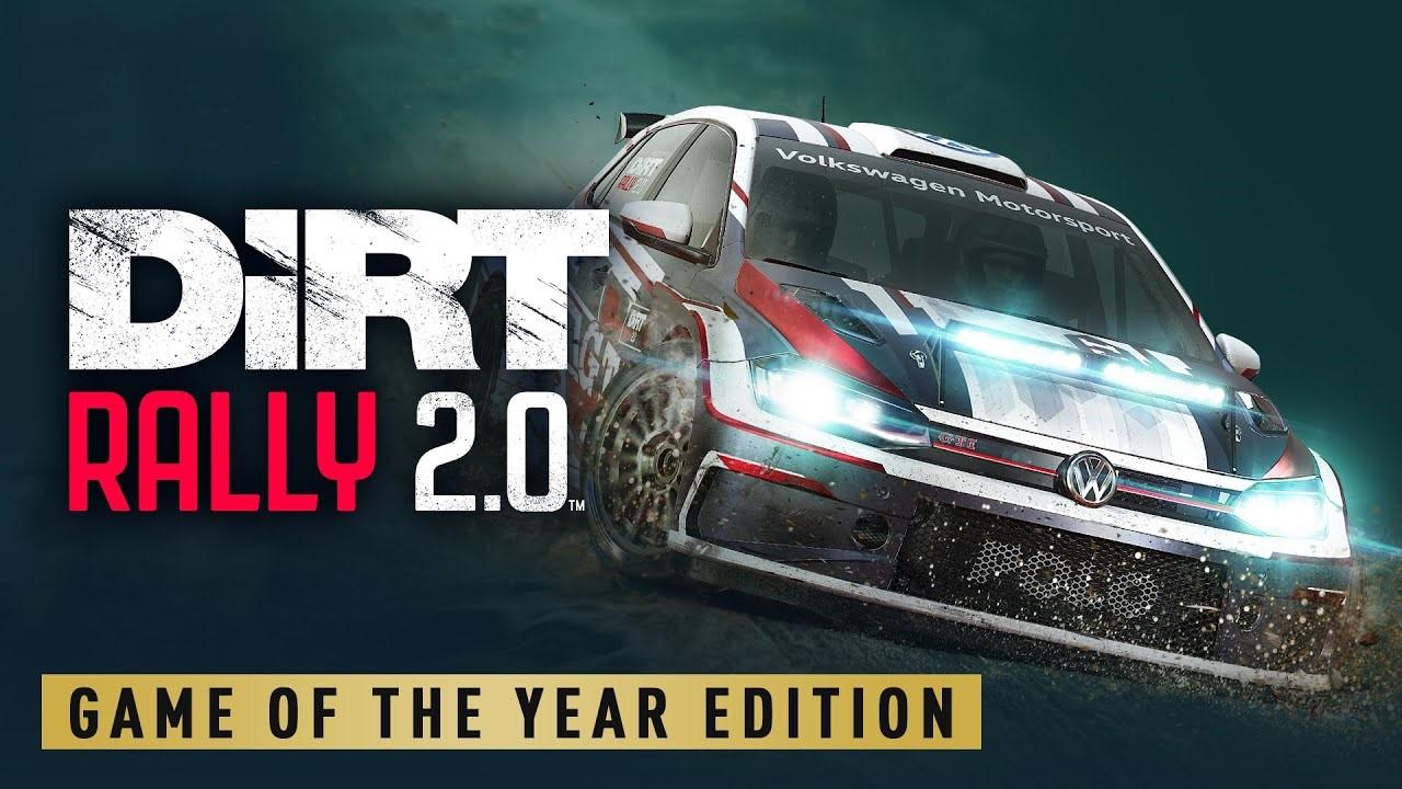 Dirt Rally 2.0 Deluxe. STEAM-ключ ПОДАРОК (RU СНГ)