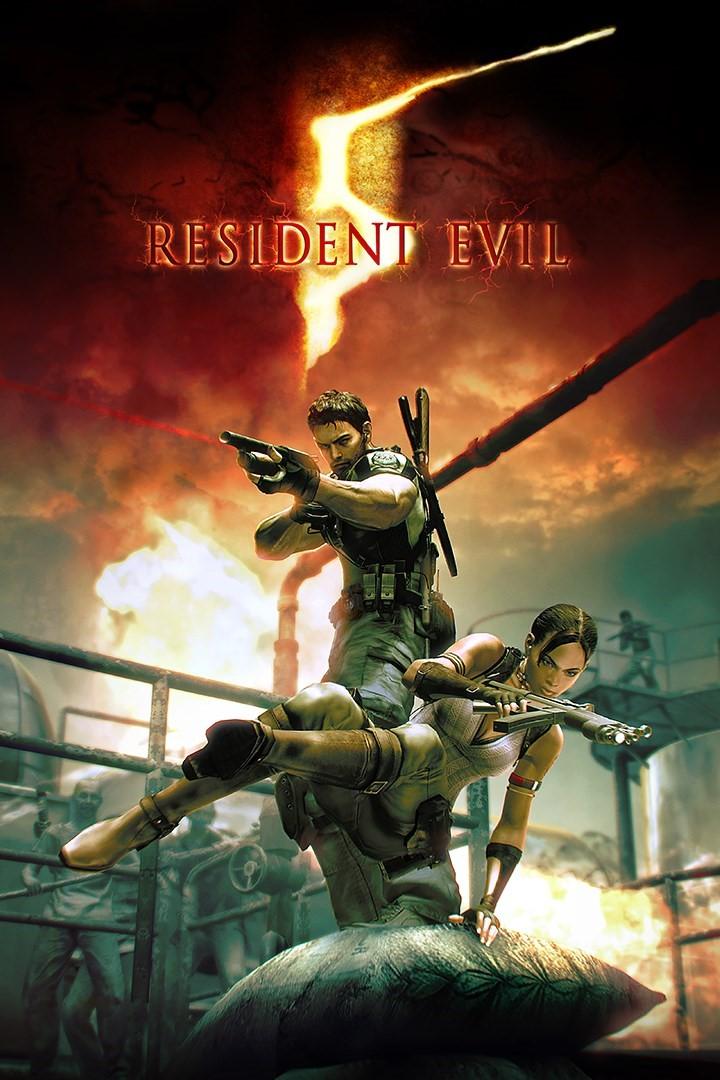 ?Resident Evil 5 Xbox One