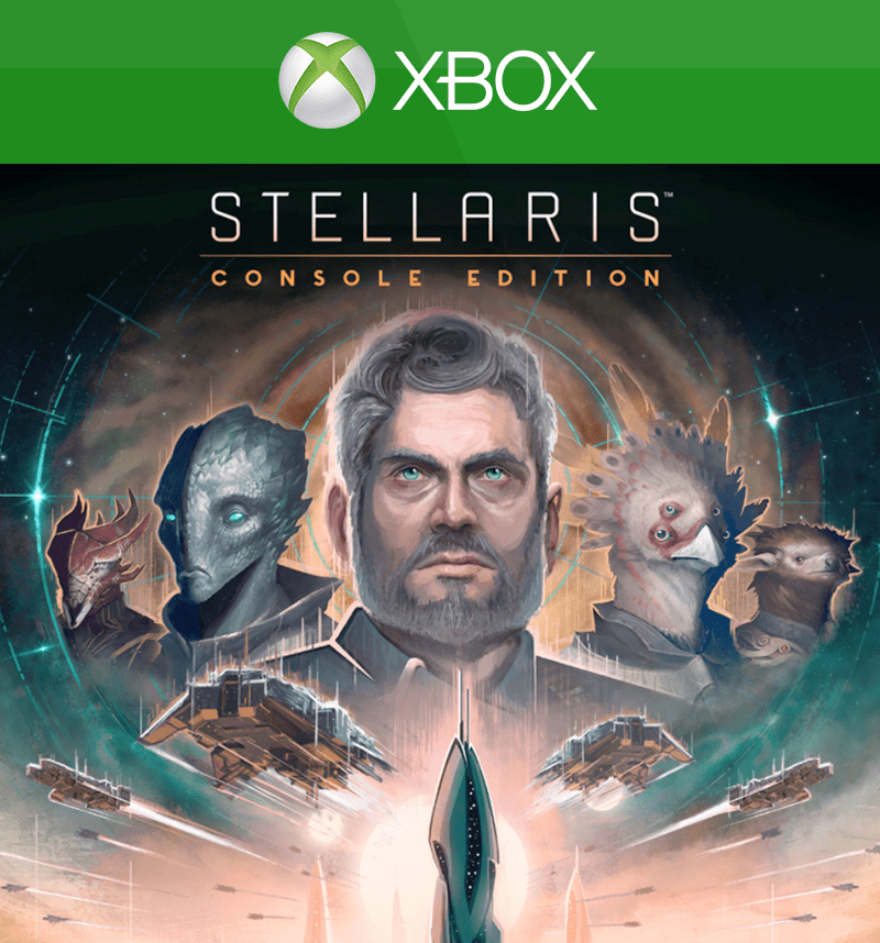 ? Stellaris: Console Edition - Deluxe XBOX ONE ключ