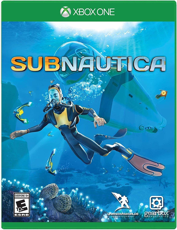 ? Subnautica XBOX ONE Цифровой ключ