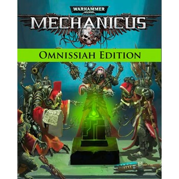 Купить Warhammer 40,000: Mechanicus Omnissiah Edition (RU)