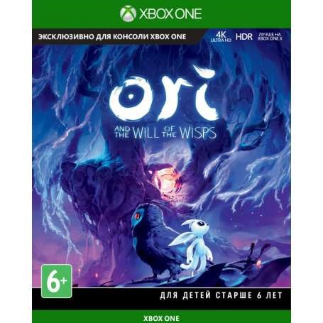 Ori and the Will of the Wisps ключ XBOX ONE ??????