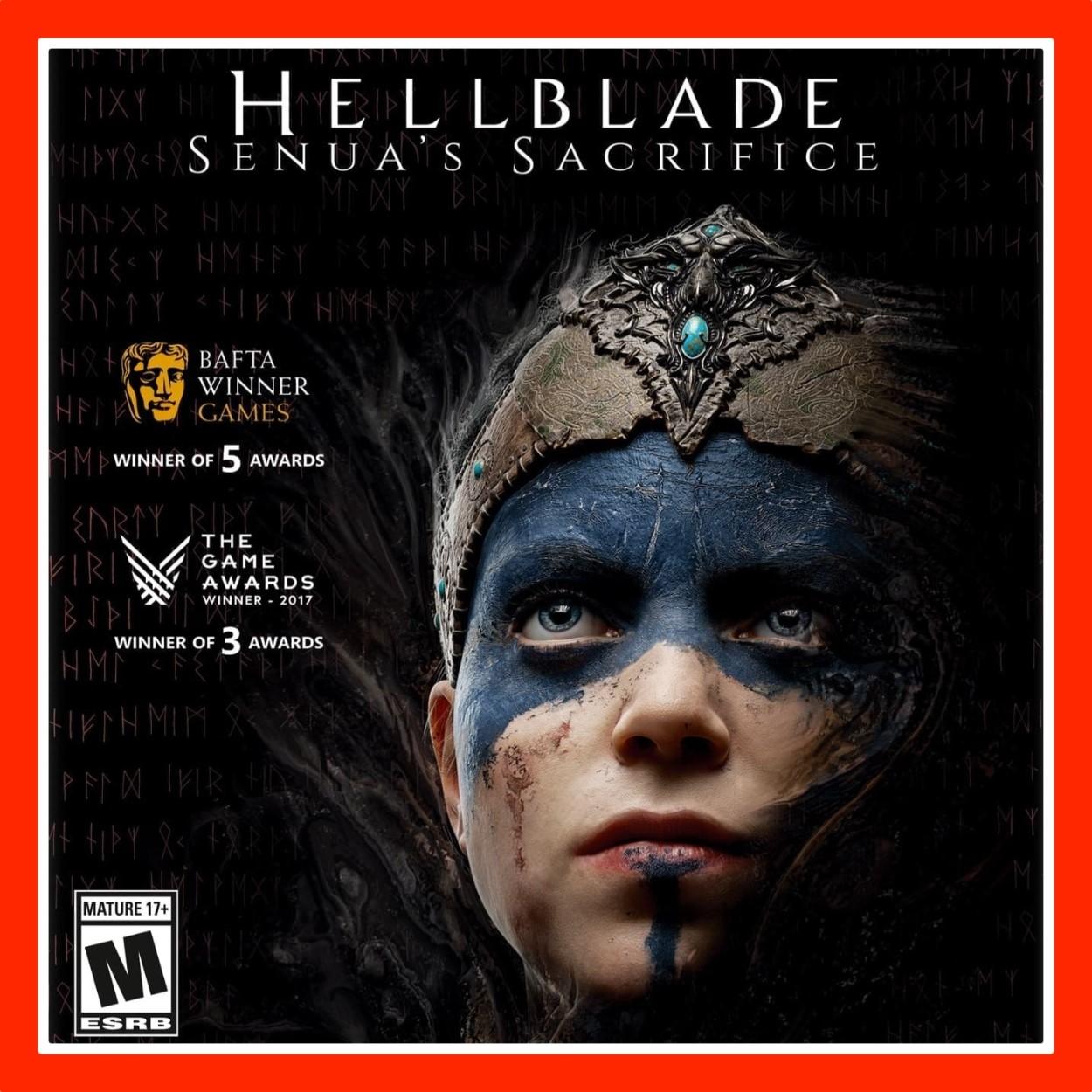 Hellblade: Senua's Sacrifice ( GLOBAL / STEAM KEY )