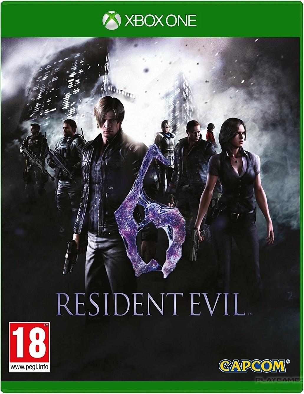 ?Resident Evil 6 Xbox One