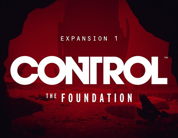 DLC Control - The Foundation / EPIC GAMES KEY