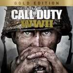 CALL OF DUTY: WWII - Gold Edition | XBOX ONE | КЛЮЧ