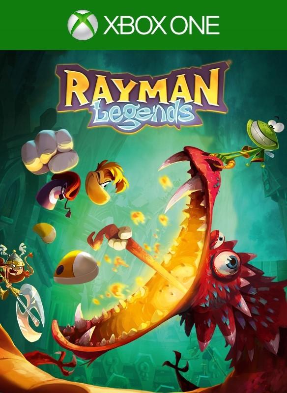? Rayman Legends XBOX ONE Ключ / Цифровой код