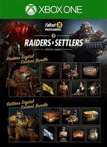 Купить ? Fallout 76: Raiders & Settlers Content Bundle XBOX ??