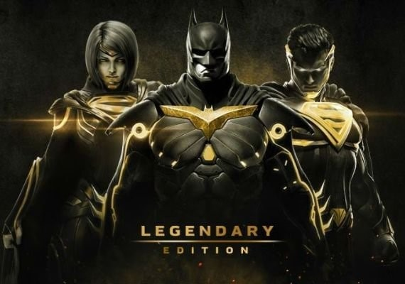 Injustice 2 Legendary Edition (Steam/ Весь Мир)