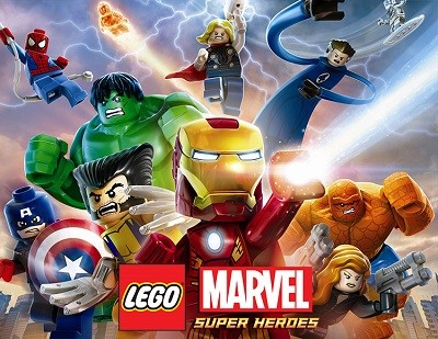 LEGO Marvel Super Heroes / Steam Gift / Россия