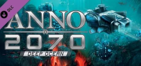 DLC Anno 2070 - Deep Ocean /STEAM GIFT
