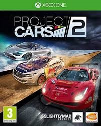 Project CARS 2 XBOX ONE Ключ