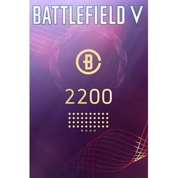 Купить Battlefield V: Battlefield Currency 2200 - Официально