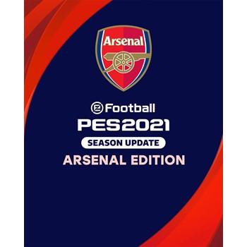 Купить eFootball PES 2021 SEASON UPDATE ARSENAL EDITION?
