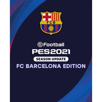 Купить eFootball PES 2021 ?SEASON UPDATE: FC Barcelona Edition