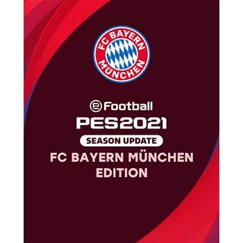 Купить eFootball PES 2021 ?SEASON UPDATE: FC Bayern Munchen
