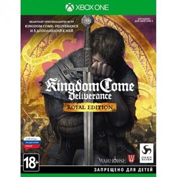 Купить KINGDOM COME: DELIVERANCE - ROYAL EDITION XBOX