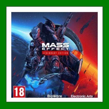 Mass Effect 3 2 1 Trilogy - Origin Key - Region Free