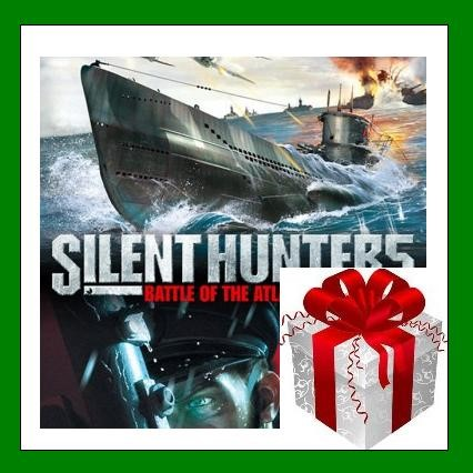 Silent Hunter 5 Gold - UPlay Region Free   АКЦИЯ