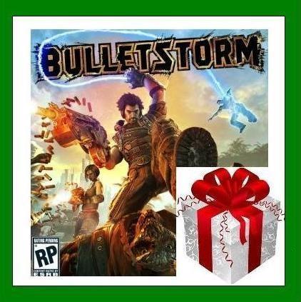 Bulletstorm - Steam Gift RU-CIS-UA   АКЦИЯ