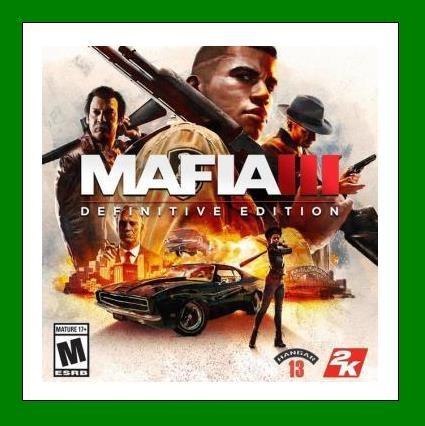 Mafia III 3 - Season Pass - Steam RU-CIS-UA   АКЦИЯ