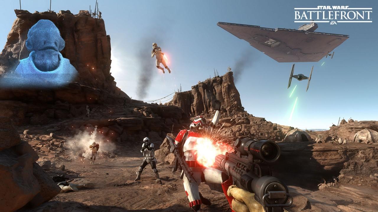 Star Wars: Battlefront [Гарантия] + Бонусы