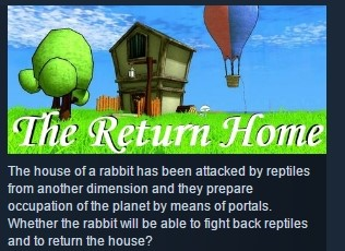 The Return Home ( Steam Key / Region Free ) GLOBAL ROW