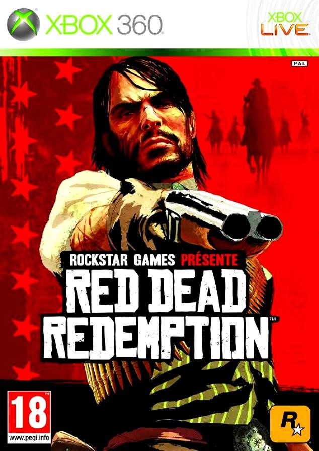 43. Red Dead Redemption XBOX ONE\360