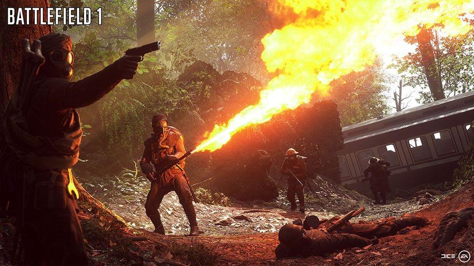 Battlefield 1 [ORIGIN] + подарок + бонус