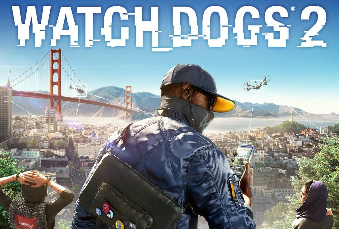 WATCH DOGS 2☆☆☆ (UPLAY)