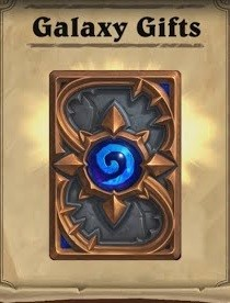 7 Hearthstone Expert Pack (35 карт) + рубашка Galaxy