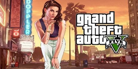 CS : GO + Grand Theft Auto IV