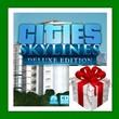 Cities Skylines Deluxe Edition - Steam Key - RU-CIS-UA