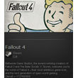 Fallout 4 (Steam gift / ROW / Region free / WorldWide)