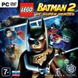 LEGO Batman 2 DC Super Heroes (Steam KEY) + GIFT