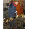Repair of pumps, front loader L-34