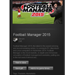 Football Manager 2015 - STEAM Gift - Region RU+CIS+UA
