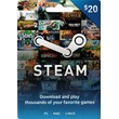 STEAM WALLET GIFT CARD $20 (USD) | Discounts