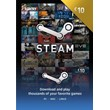 STEAM WALLET GIFT CARD £10 (GBP) | Discounts