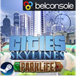 Cities: Skylines - Parklife DLC Wholesale Price Steam