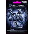 Battle.net gift card 2000 RUB RU