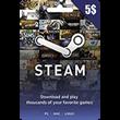 Steam Card 6.3$ Region Free ( Hot Deal )