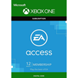 ✅🔥EA ACCESS 12 month (Xbox One   Region Free)