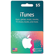 iTunes $5Gift Card (USA, InstantDelivery)