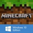 MINECRAFT License key   Windows 10 Edition