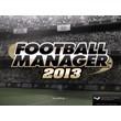 Football Manager 2013 (Steam key) Region free