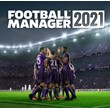 FOOTBALL MANAGER 2021 (STEAM) + TOUCH INSTANTLY + GIFT