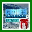 Cities Skylines - Snowfall DLC - Steam RU-CIS-UA