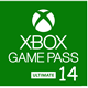 Xbox Live Gold - 14 дней (Xbox One/36 ) + Game Pass